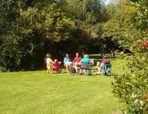 Dagritme van retraite in het voorjaar, in de zomer, herfst of winter | zielzicht.nl